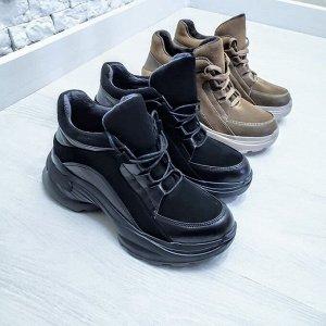 Кроссовки Rosse черный