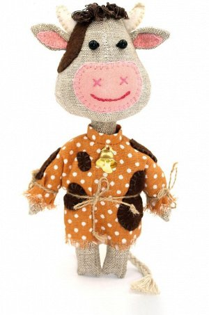 Кукла Перловка, Набор для создания игрушки из фетра Кукла Перловка