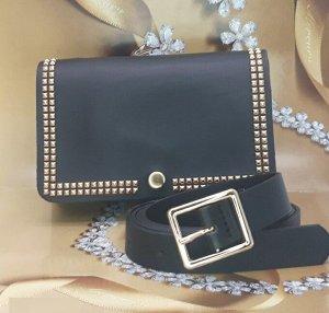 Ремень+сумочка