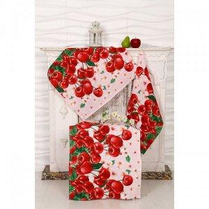 Вафельное полотенце 50*45