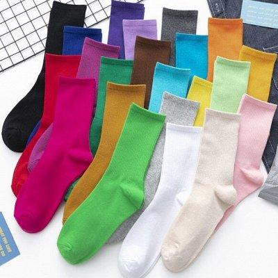 🌸 Комфортное белье в японском стиле. Полюбившаяся закупка! — Хлопковые носки — Носки