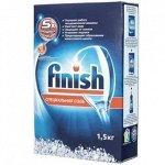 ФИНИШ Соль для  посудомоечных машин  машин /1500гр