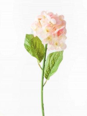 """Цветок """"Hydrangea Eype"""" Floox, 16х16х50 см, цв.розовый, комбинированные материалы"""