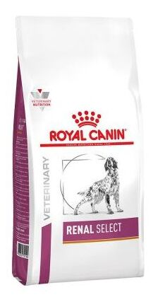 Royal Canin Renal Select диета сухой корм для собак от 1 года с хронической почечной недостаточностью, 2кг