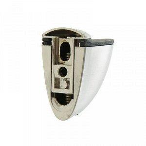 Полкодержатель PALLADIUM 61015-S SN, цвет сатиновый никель, 2 шт.