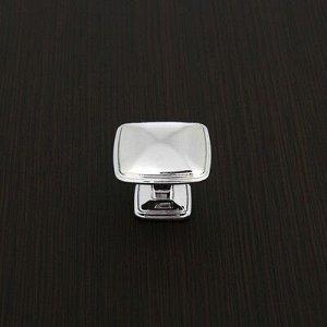 Ручка кнопка РК112CP (MK112CP), хром