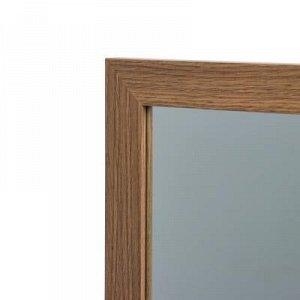 Зеркало настенное, в раме, 30x90 см