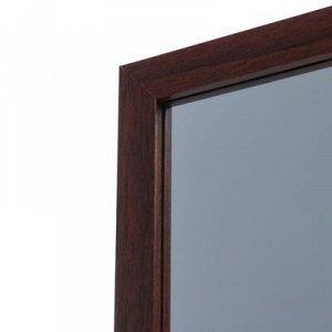 Зеркало настенное, в раме, 30x60 см