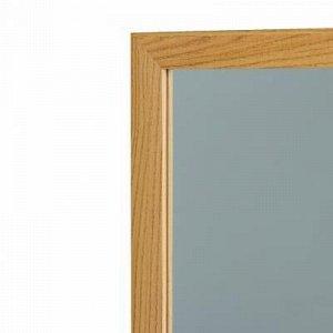 Зеркало настенное, в раме, 30х150 см