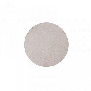Ручка-кнопка РК002, цвет матовый никель
