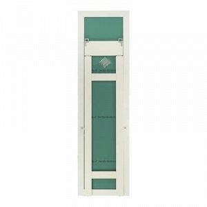 "Зеркало ""Белое"" 45х160 см, напольное, ширина рамы 55мм"