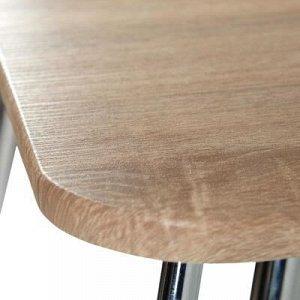 Стол 1100х700х746 Дуб сонома столешница МДФ