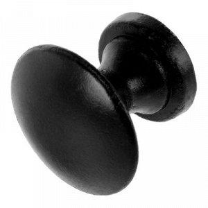 Ручка-кнопка VINTAGE 009, цвет черная