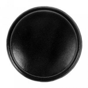 Ручка-кнопка VINTAGE 012, черная