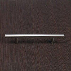 """Ручка-рейлинг """"8925 D-10 (128)"""" 14.209.02, цвет хром"""