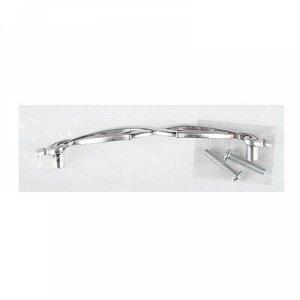 Ручка-скоба PC172AS, 96 мм, цвет старинное серебро