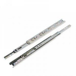 Шариковые направляющие 300 мм, h=35 мм, 0.8 мм