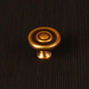 Ручка кнопка РК031COF, цвет кофе