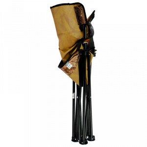 Стул складной «Премиум 6» ПСП6, 85 x 54 x 93,5 см, хант/коричневый
