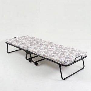 Кровать тумба «Юлия» с5л, 190*70*40 см матрас МИКС