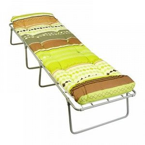 """Раскладушка-кресло """"Лира"""", 195 ? 65 ? 39,5 см, максимальная нагрузка 120 кг"""