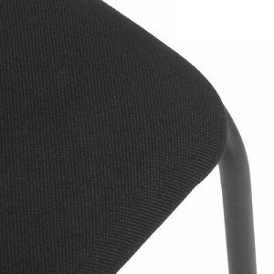 Стул Стандарт, ткань черная
