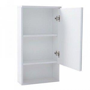 Зеркало-шкаф Вега 5002 белое, 50 х 13,6 х 70 см