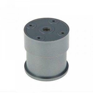 Опора регулируемая, круглая, Н=60 мм