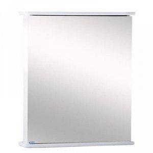 Шкаф-зеркало Милана 60 универсальное открывание