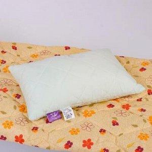 Спальный набор: раскладушка, одеяло, подушка; премиум