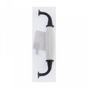 Ручка-скоба PC181, 128 мм, цвет черный