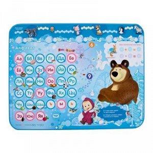 Набор мебели «Азбука4: Маша и медведь»