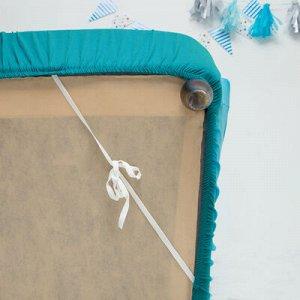 Чехол для мягкой мебели в детскую,,2-х местный диван,наволочка 40*40 см в ПОДАРОК 248098