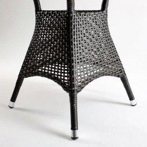 Комплект мебели из иск. ротанга T197ANS-W53/Y137C-W53 Brown (3+1)