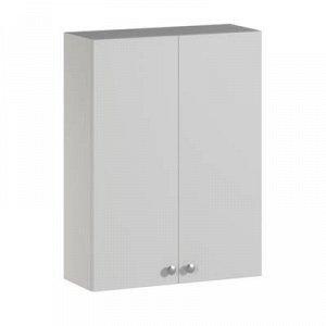 Шкаф навесной 60 х 24 х 80 см, две полки