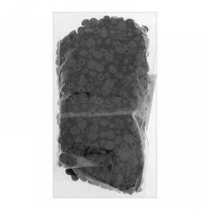 Заглушка для тех.отверстий d=7 мм, черная