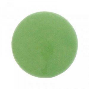 Ручка-кнопка Ceramics 002, керамическая, фисташковая