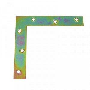 Кронштейн PALLADIUM USB 07 120, 120х120 мм, цвет желтый цинк
