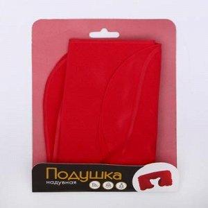 """Подушка для сна """"С Новым годом"""" пингвин 40 х 26,5 см"""