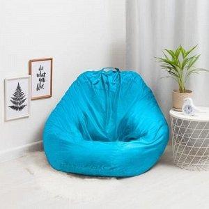 Кресло-мешок основное, d110, цвет коричневый