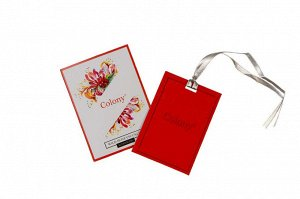 Ароматическая карточка Цветущая жимолость