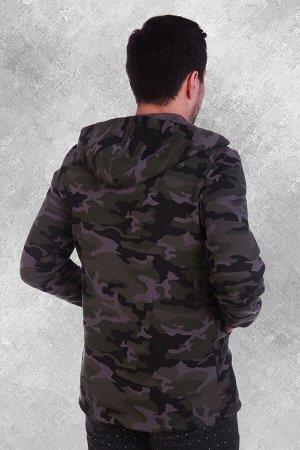 Толстовка  Михаил, милитари размеры 48-62