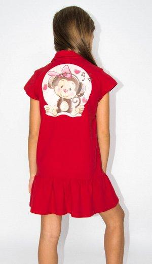 Платье Funny animals, цвет микс, размеры 28-40