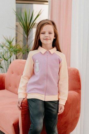 Кофта для девочки Джей, цвет микс, размеры 104-140
