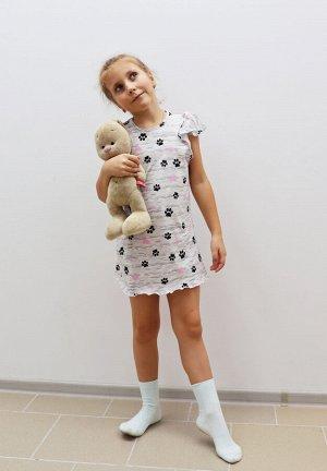 Сорочка детская, цвет микс, размеры 34-40