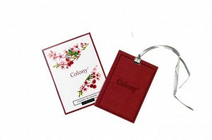 Ароматическая карточка Красная вишня