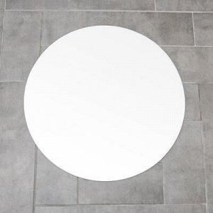 Зеркало для ванной комнаты, круглое