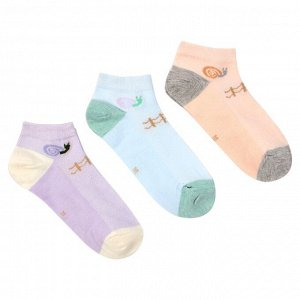 Комплект носков из трех пар Oemen для девочки