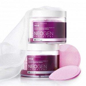 Neogen Dermatology Bio-Peel Gauze Peeling Wine, Отшелушивающие пилинг-пэды с вином
