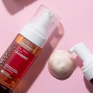 Neogen Dermalogy Real Fresh Foam Cranberry, Пенка для умывания лица с ягодами клюквы 160 мл